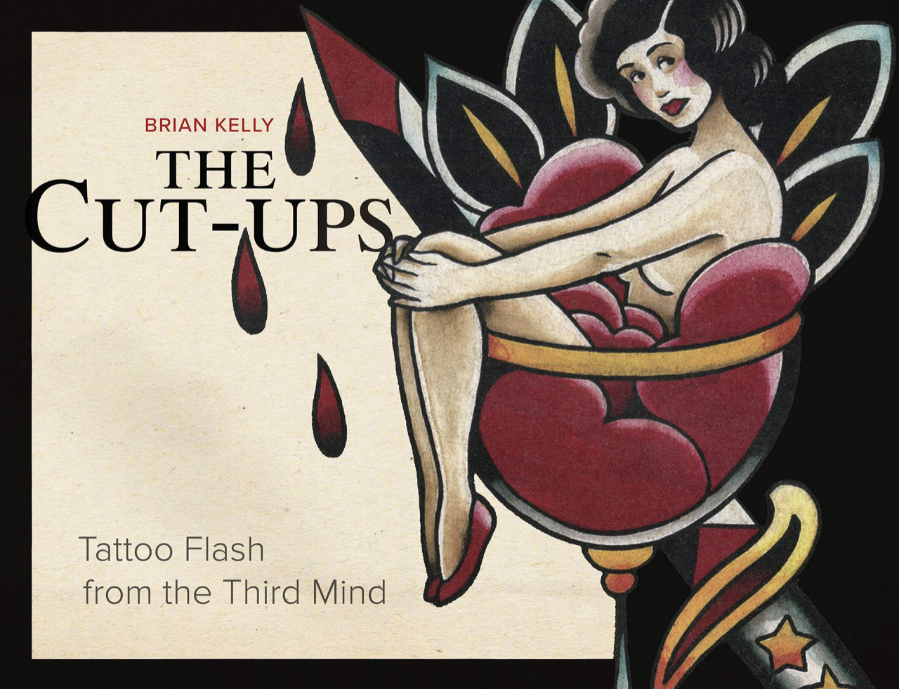 The Cut-Ups: Tattoo Flash from the Third Mind